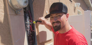 Redhawk Commercial Electrician can do electrical panel repair, Electrical Panel upgrades or electrical panel replacement.