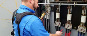 electrical panel maintenance - industrial electrical services - commercial electrician services