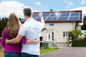 low cost solar panels
