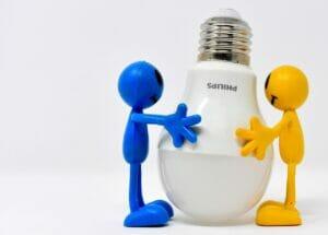 LED fluorescent bulbs - xenon light bulbs - LED light bulbs