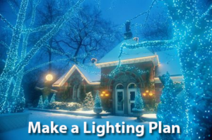 Christmas energy saving tips - christmas light safety tips